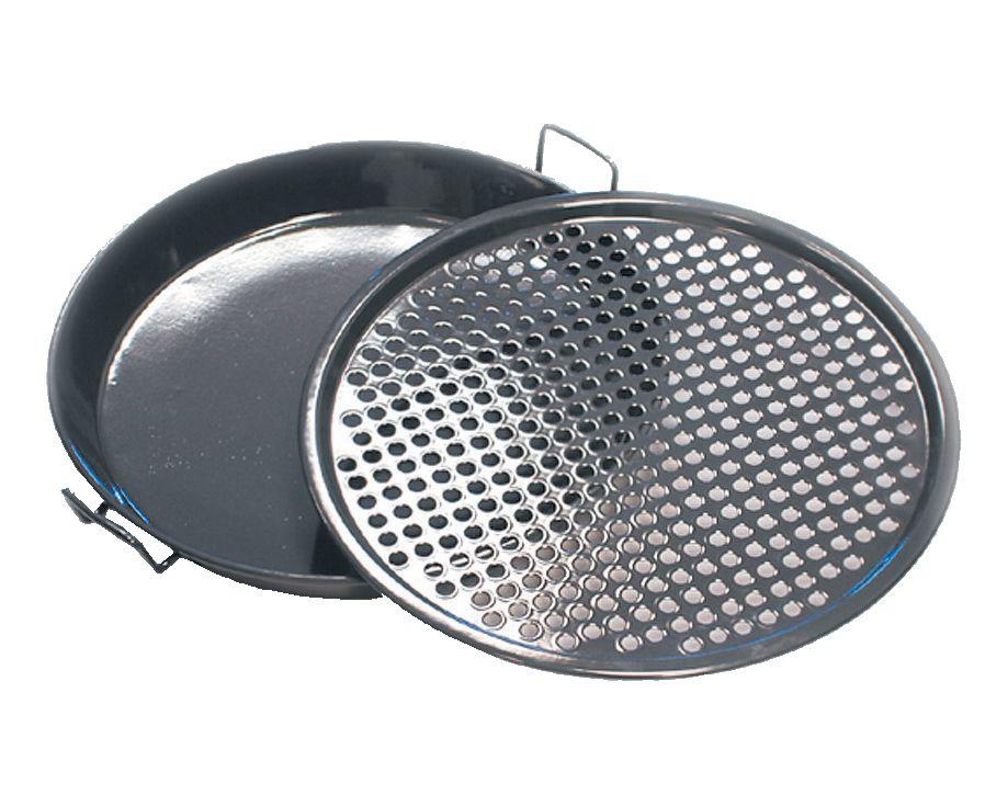 Outdoor® Gourmet-Set für 480er/570er - Geschirr, Halter & Spieße ...