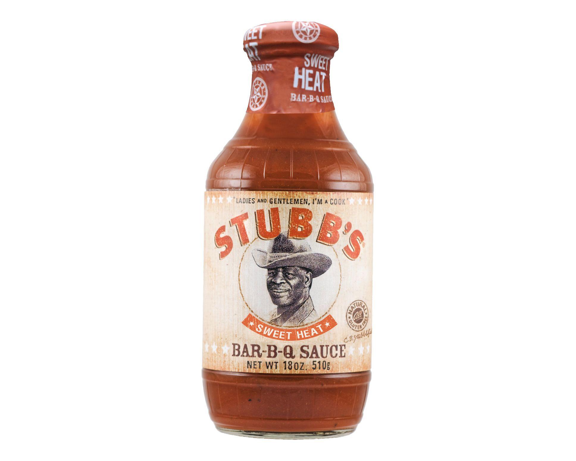 Stubb\'s Sweet Heat Bar-B-Q-Sauce - Saucen & Gewürze - Grill-Zubehör ...