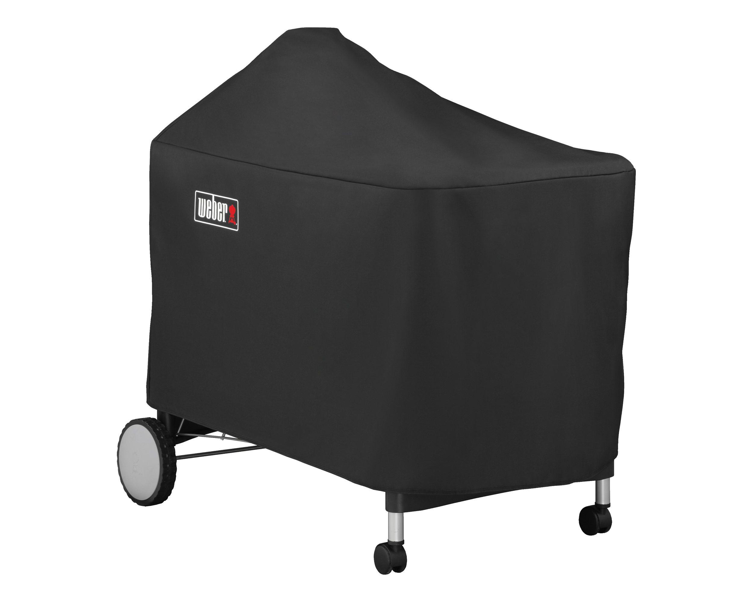 Weber Holzkohlegrill Performer Deluxe Gbs 57 Cm Black : Weber® abdeckhaube premium performer 57 cm abdeckhauben grill