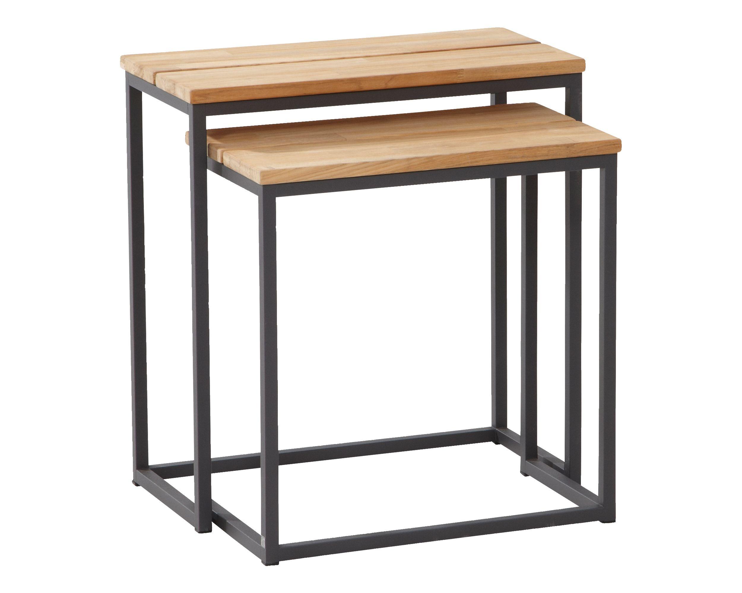 Beistelltisch-Set Twin, rechteckig, groß - Tisch - NEUHEITEN