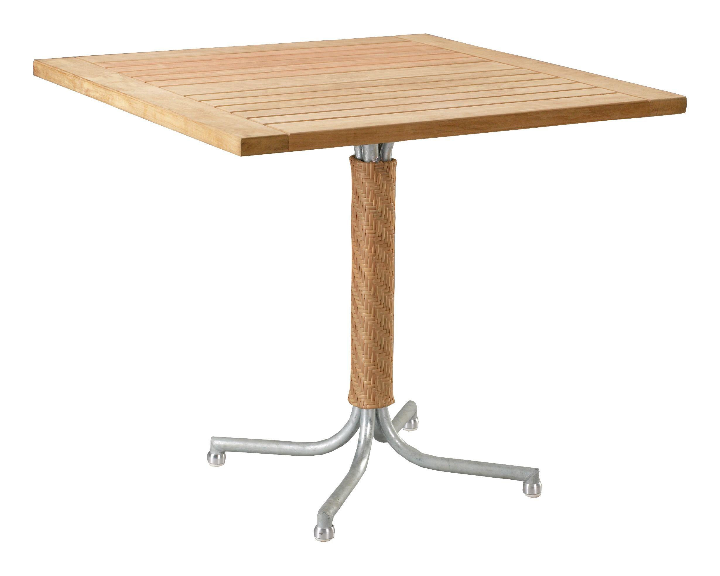 Tisch Humber, 70 x 70 cm - Tische - DINING