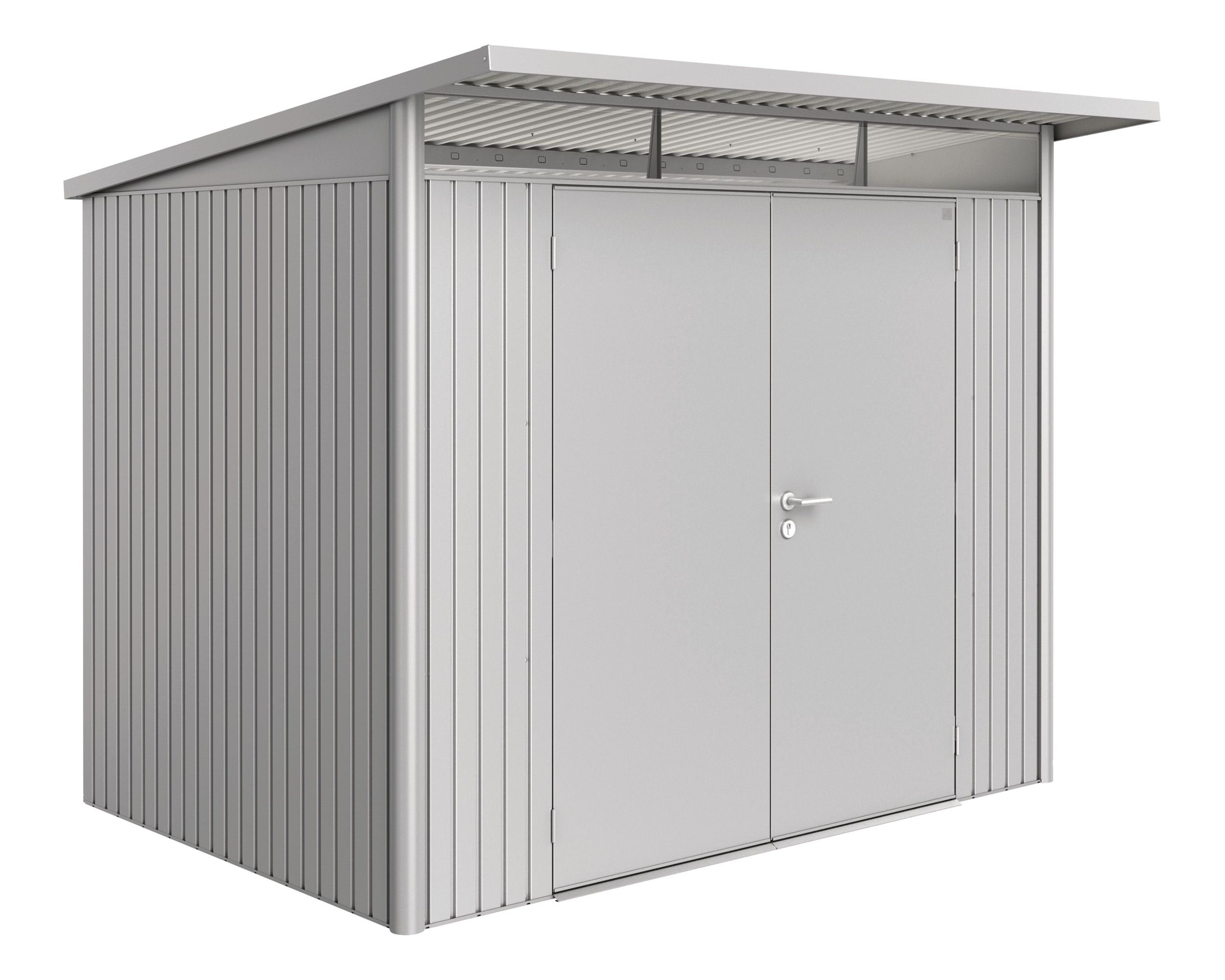 Gerätehaus Avantgarde A5, Doppeltüre