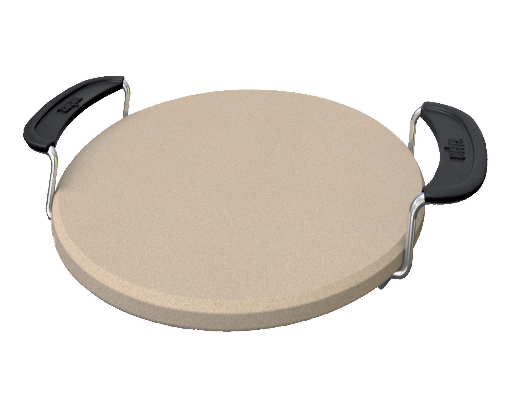 Weber® Gourmet BBQ System - Pizzastein mit Gestell
