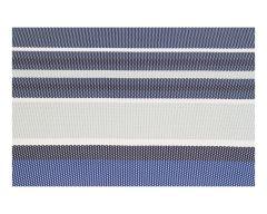 Tischset,Textilene,gestreift, 32 x 45 cm