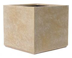 Pflanzgefäß Medea, 37x37x37 cm