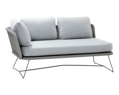 Rechtsmodul 2-Sitzer Lounge Finley