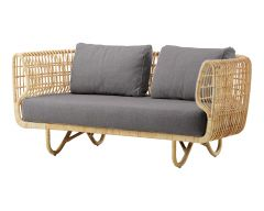 Sofa Club, Naturrattan