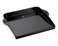 Weber® universelle gusseiserne Grillplatte (Plancha)