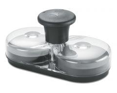 Weber® Mini-Hamburgerpresse