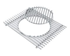 Weber® Gourmet BBQ System-Grillrost mit Grillrosteinsatz für Summit 600-Serie