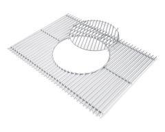 Weber® Gourmet BBQ System-Grillrost mit Grillrosteinsatz für Geneses-Serie