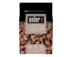Weber® Anzündwürfel braun-ökologisch 48 Stück