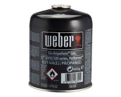Weber® Gaskartusche für Gasgriller Q