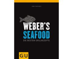 Webers® Seafood, Buch