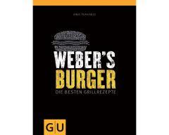 Webers® Burger - Die besten Grillrezepte, Buch