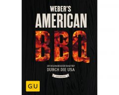 Weber's American Barbecue, Buch