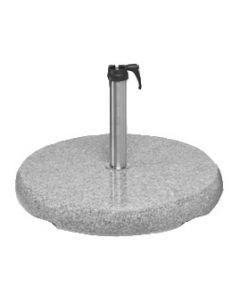 Blaha Gartenmöbel - Schirmständer Granit, 90 kg, Edelstahl (SO-GZ1722)