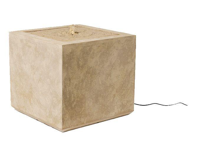 Brunnen Malvin 44x44x44 cm