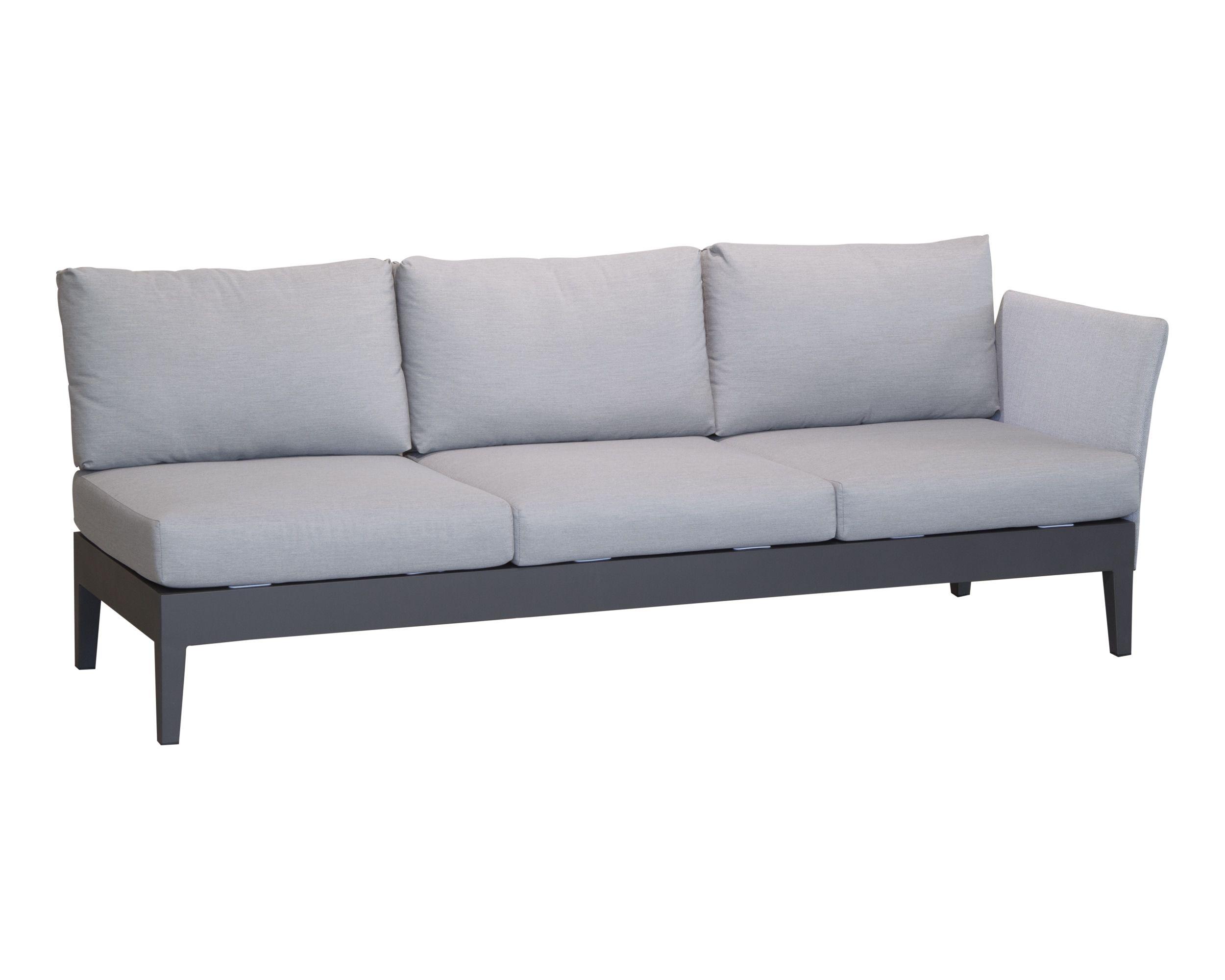 Linksmodul Olbia 3-Sitzer