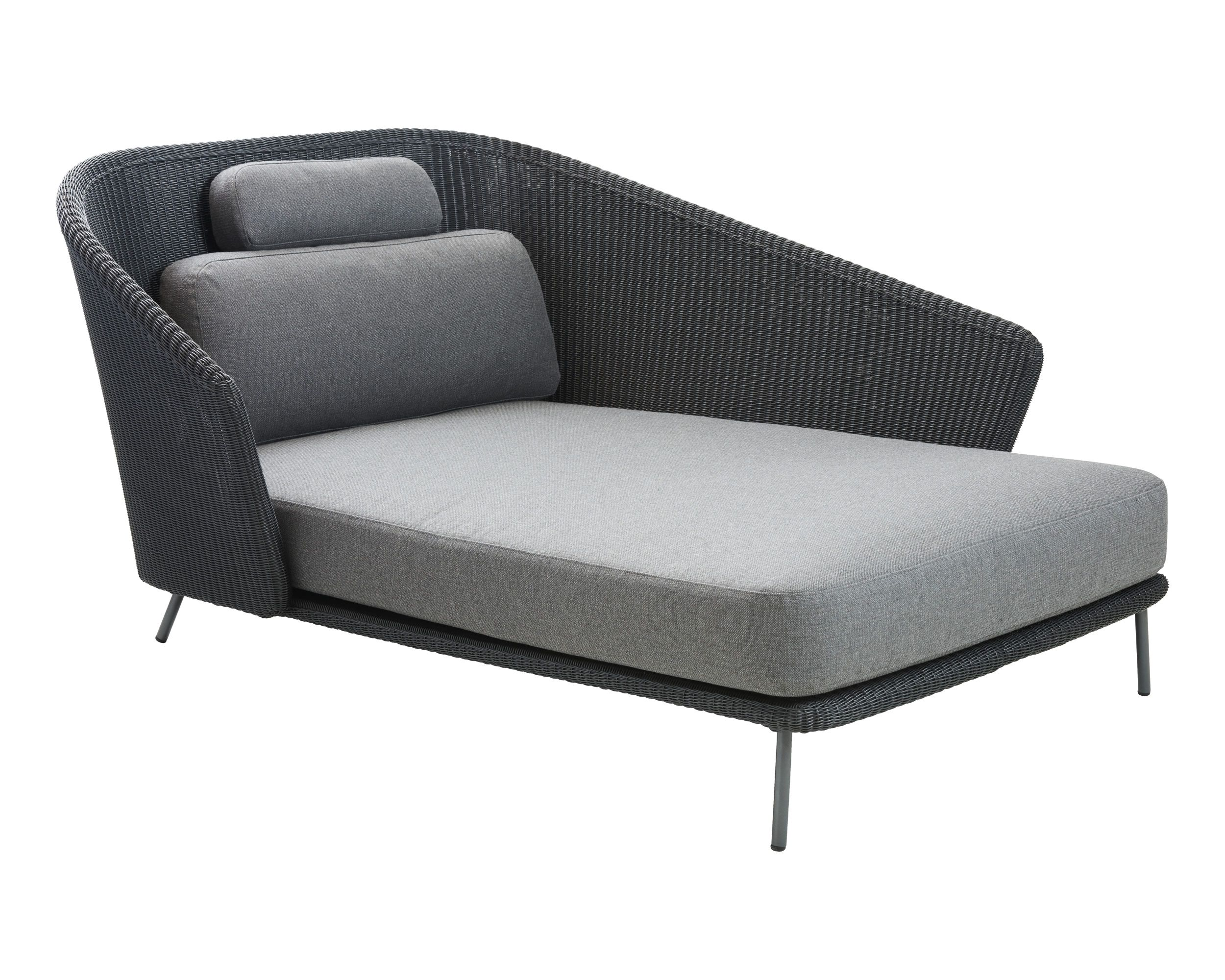 Prima Daybed, Armlehne links