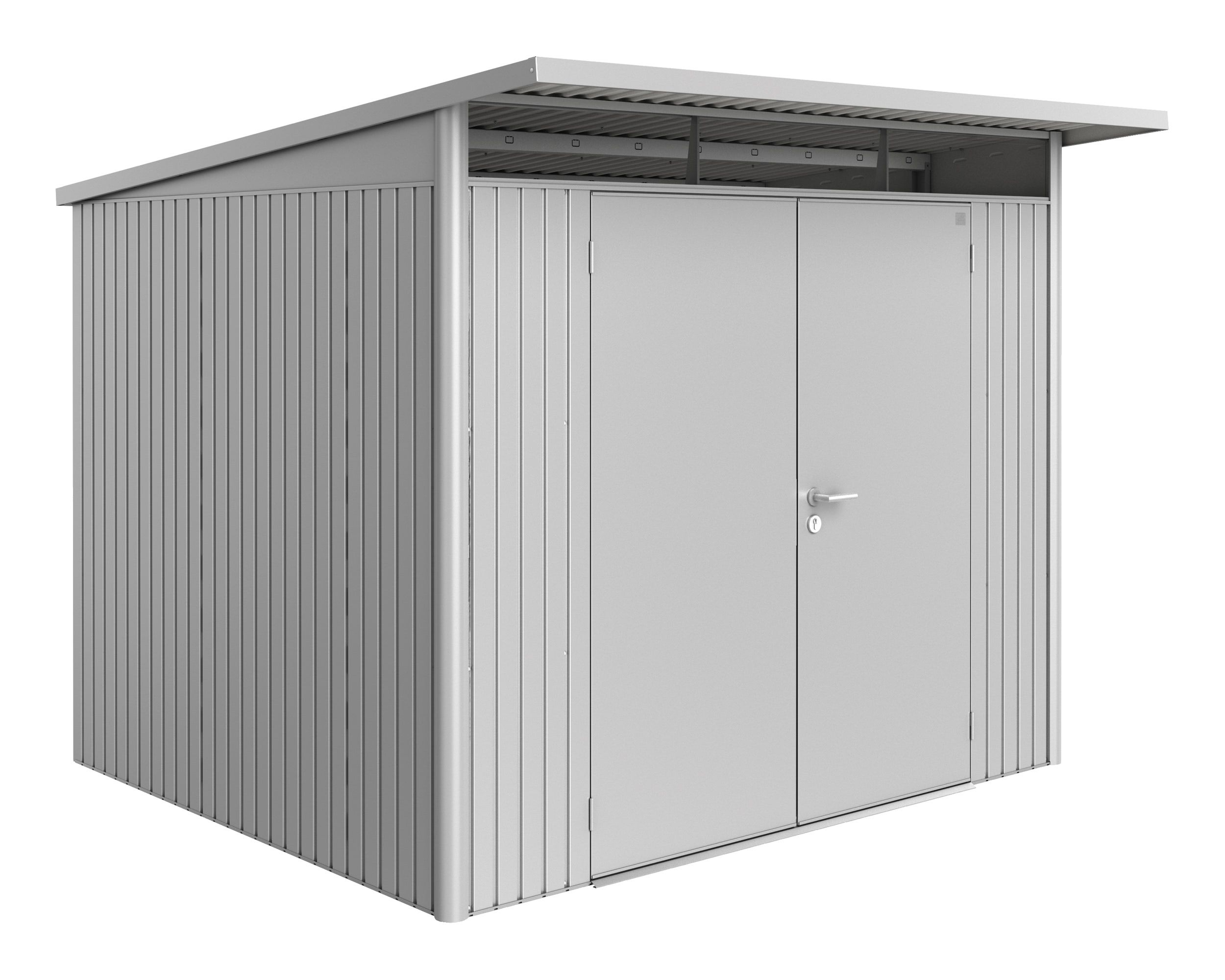Gerätehaus Avantgarde A6, Doppeltüre
