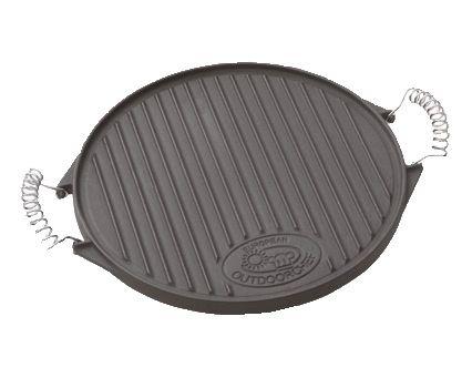 Outdoor® Gusseisenplatte, Ø39cm