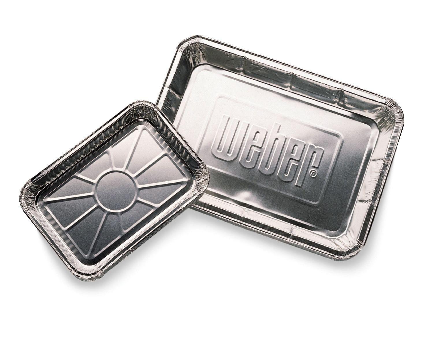 Weber® Tropfschalen klein