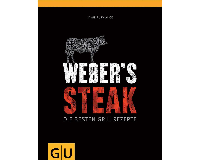 Webers® Steak Kochbuch