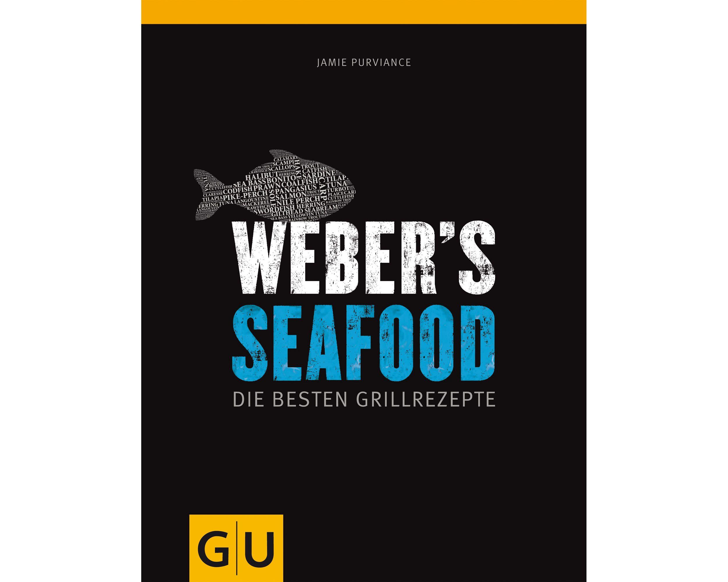 Webers® Seafood, Buch