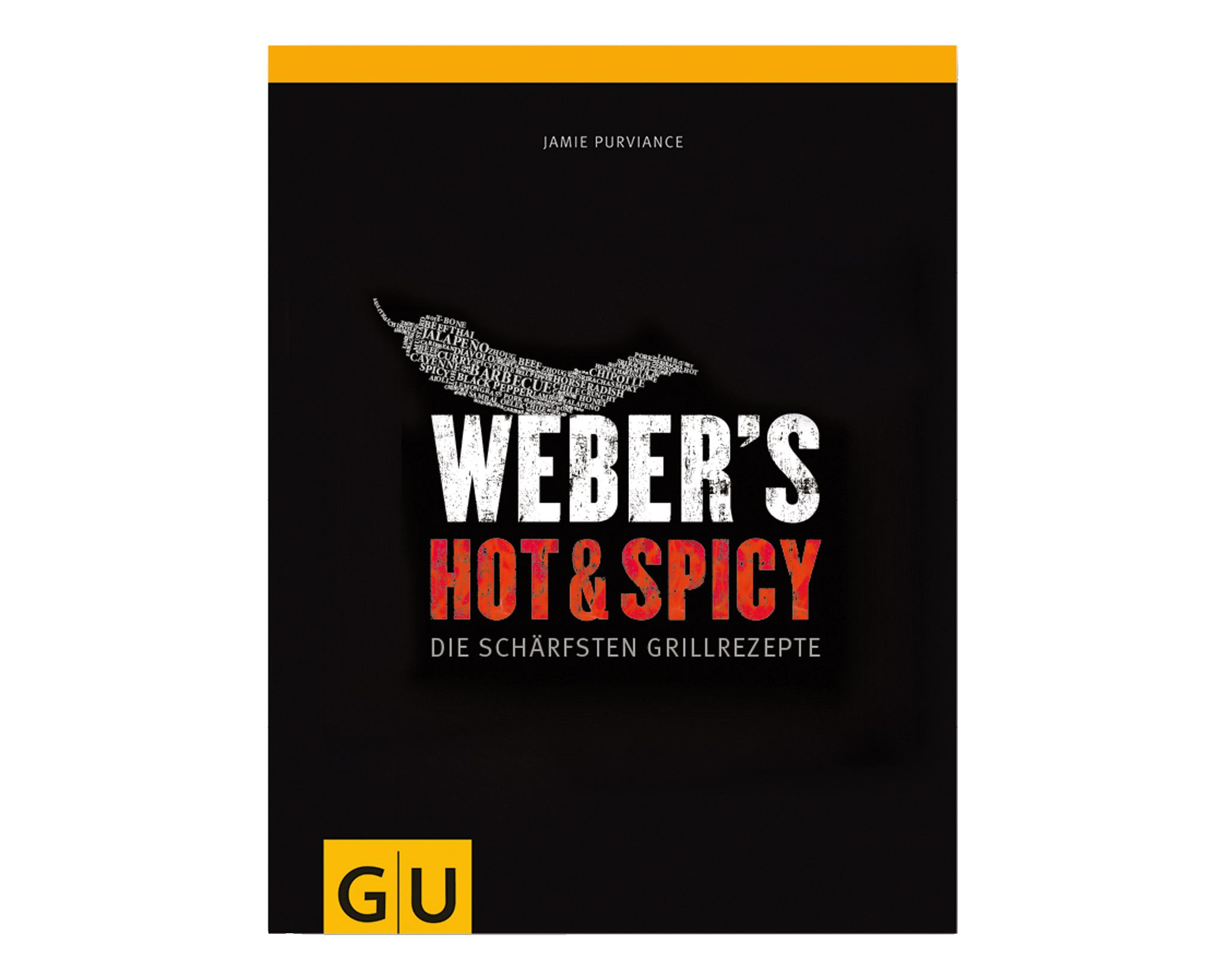 Webers® Hot & Spicy, Buch