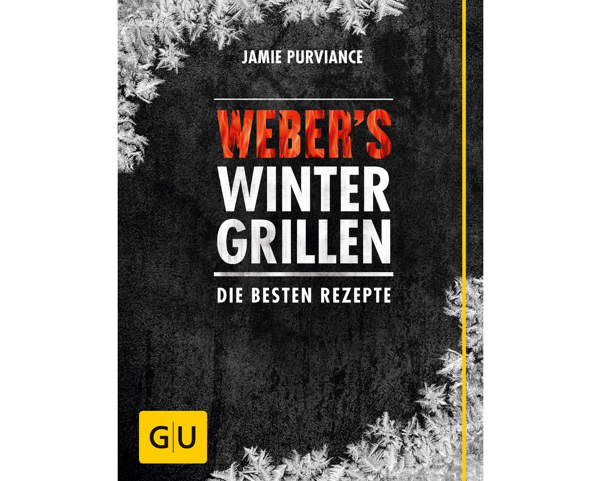 Webers® Wintergrillen, Buch