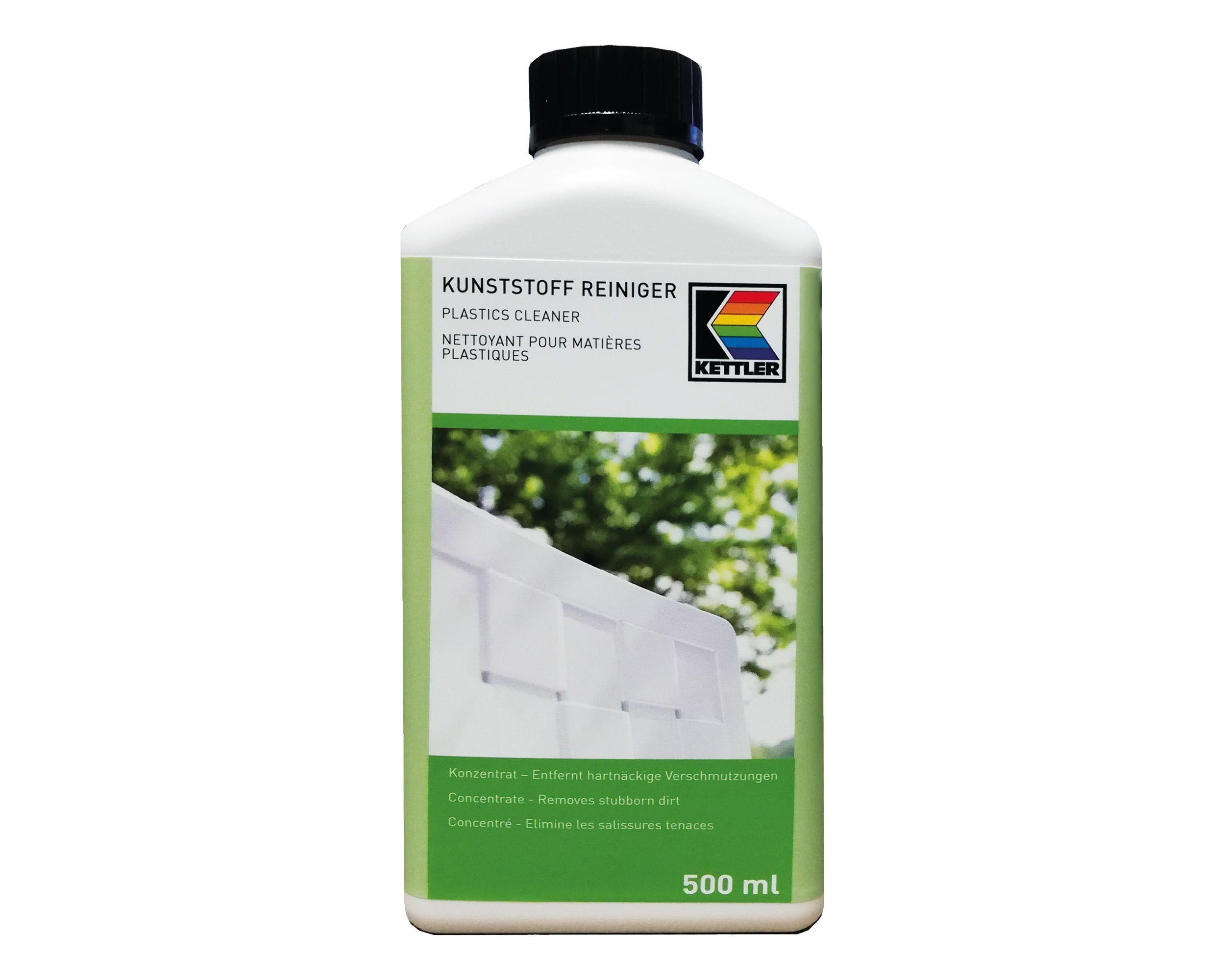 Kunststoff-Reiniger 500 ml