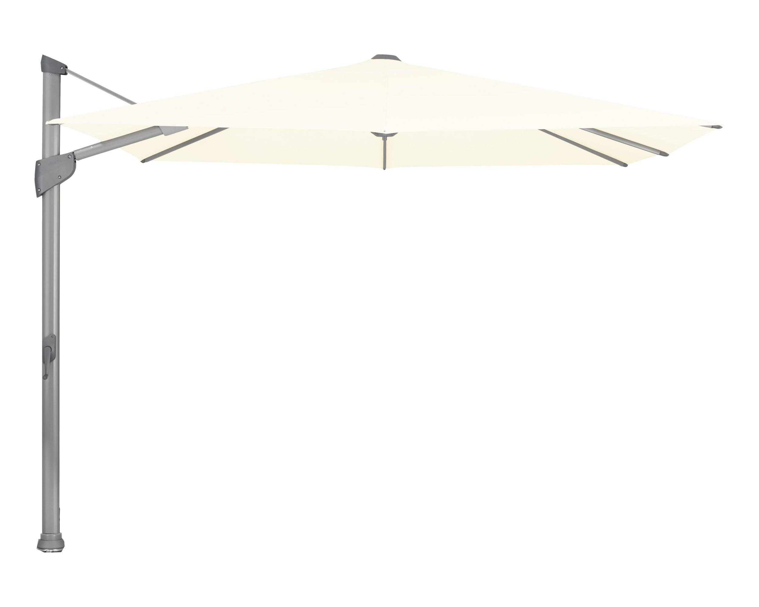 Freiarmschirm Fortano, 300x300cm