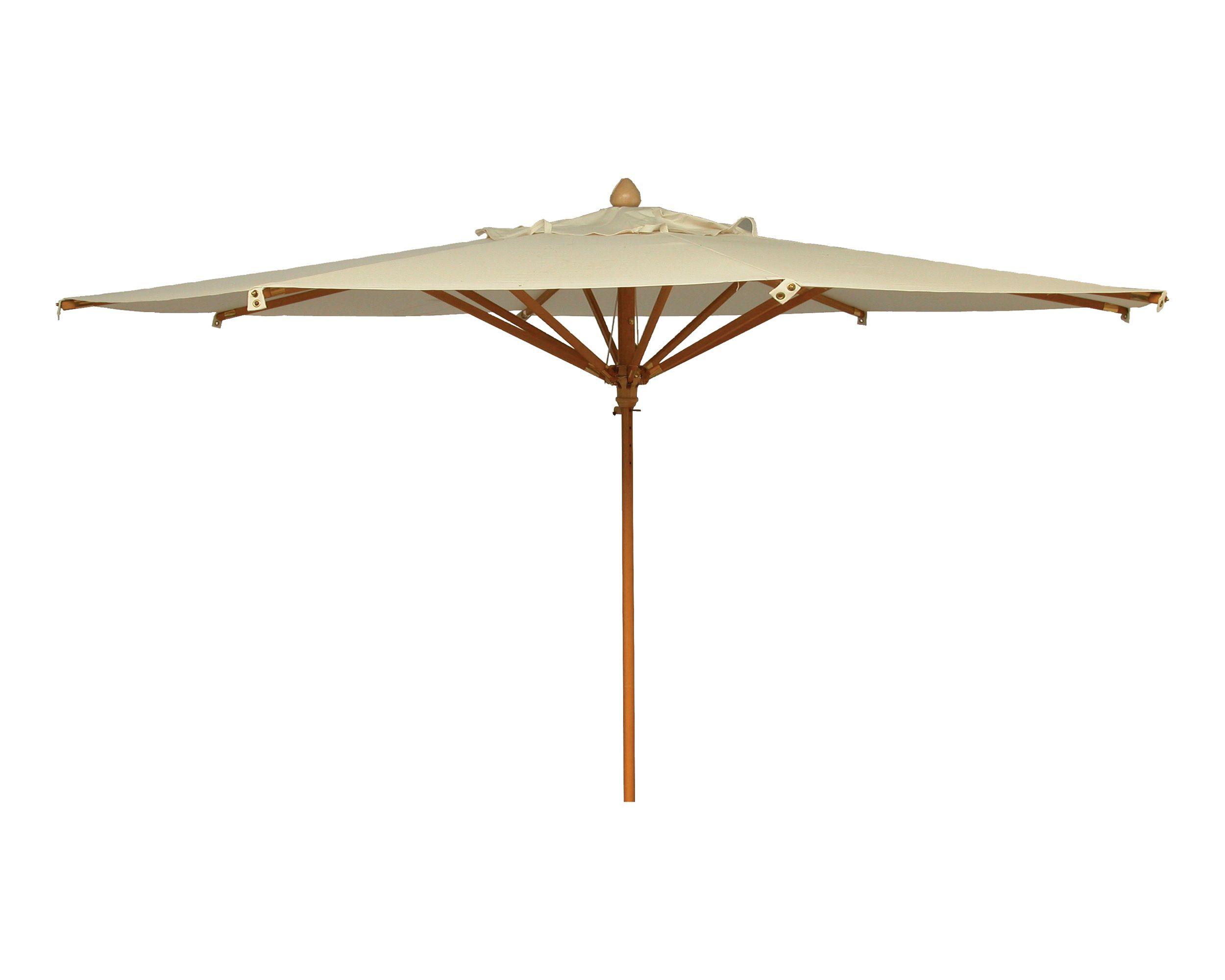 Holzstockschirm Elite, Ø500cm