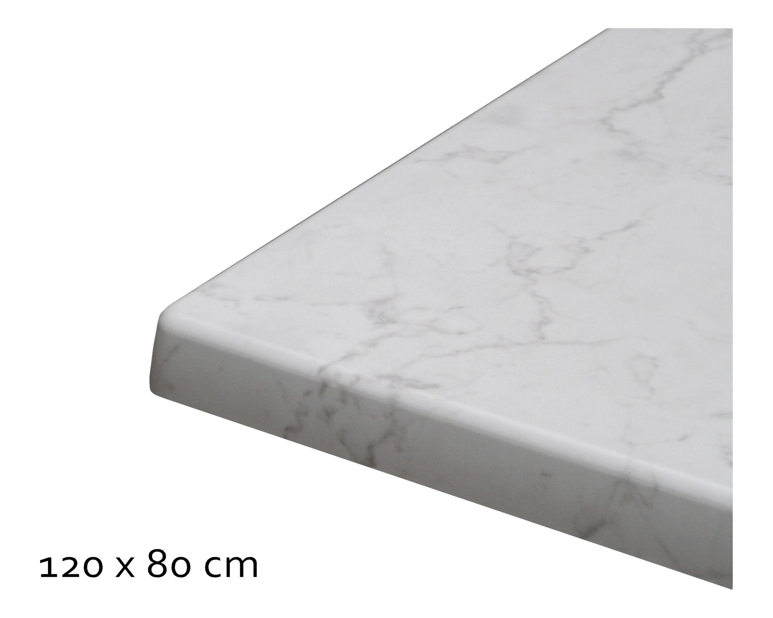 Tischplatte Topalit Standard, 80x120 cm