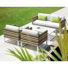 Blaha Gartenmöbel - Lounge-Garnitur Stripe (SA-DL6080)