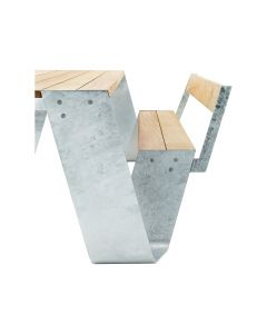 Blaha Gartenmöbel - Rückenlehne für eine Bank, für Garnitur Hopper (AC-EX9724-01)