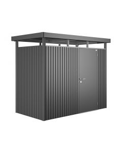 Blaha Gartenmöbel - Gerätehaus HighLine 1, Standardtüre (GG-BH83020_CFG060747)
