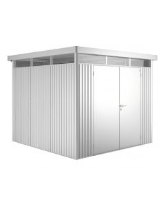 Blaha Gartenmöbel - Gerätehaus HighLine 2, Doppeltüre (GG-BH83039)