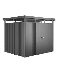 Blaha Gartenmöbel - Gerätehaus HighLine 3, Standardtüre (GG-BH83040_CFG060752)