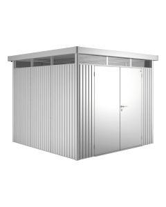 Blaha Gartenmöbel - Gerätehaus HighLine 4, Doppeltüre (GG-BH83059)