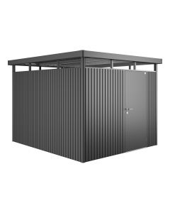 Blaha Gartenmöbel - Gerätehaus HighLine 5, Standardtüre (GG-BH83060_CFG060758)