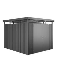 Blaha Gartenmöbel - Gerätehaus HighLine 5, Doppeltüre (GG-BH83069_CFG060756)