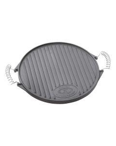 Blaha Gartenmöbel - Outdoor® Grillplatte,  Ø 33 cm (GR-OD21158)