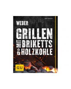 Blaha Gartenmöbel - Grillbuch,Grillen mit Briketts & Holzkohle (GR-WB053241)