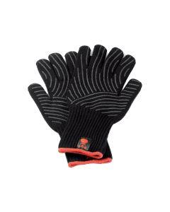 Blaha Gartenmöbel - Weber® Grillhandschuh-Set aus Kevlarmischgewebe, (S/M) (GR-WB06669)