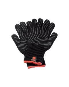 Blaha Gartenmöbel - Weber® Grillhandschuh-Set aus Kevlarmischgewebe, (L/XL) (GR-WB06670)
