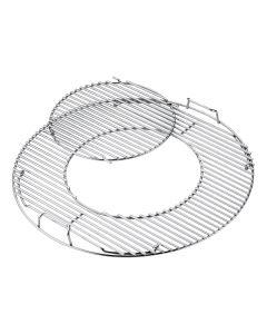Blaha Gartenmöbel - Weber® Gourmet BBQ System-Grillrost mit Grillrosteinsatz, 57 cm (GR-WB08835)