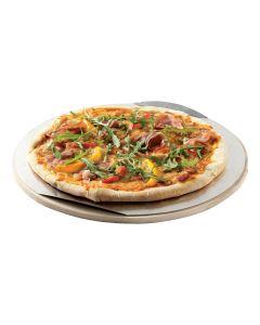 Blaha Gartenmöbel - Weber® Pizzastein, rund, 26 cm (GR-WB17057)