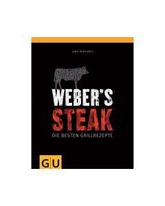 Blaha Gartenmöbel - Webers® Steak Kochbuch (GR-WB22858)